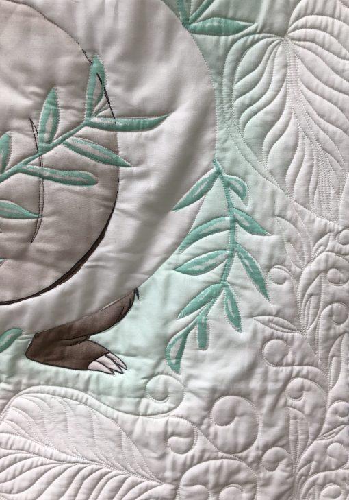 Jungle Book Toddler/Crib Quilt