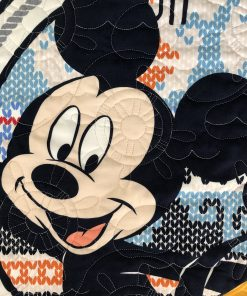 Nautical Mickey Quilt
