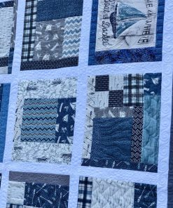 Lakeside Quilt, by Lightning Bugs Quilt Studio