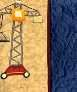 Original Construction Zone Quilt
