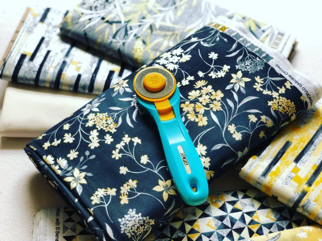 Pearl Limoncello Fabrics