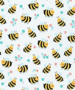 Bees Knees, BUMBLE BEE By Andie Hanna; Robert Kaufman