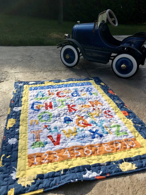 TODDLER AND NURSERY QUILTS