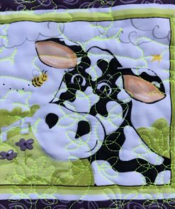 Barnyard Buddies Quilt Kit, sold by Lightning Bugs Quilt Studio, the Fabric and Long Arm Experts