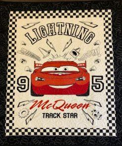 Lightning McQueen Track Star 95