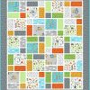 Neighborhood Pals Quilt Kit