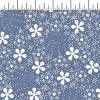 Wintertide Dark Denim, Clothworks Original Fabric