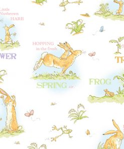 When I'm Big Toile, White, Anita Jeram, Clothworks
