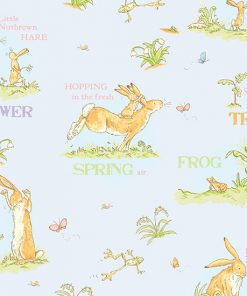 When I'm Big Toile Anita Jeram Gray Mist