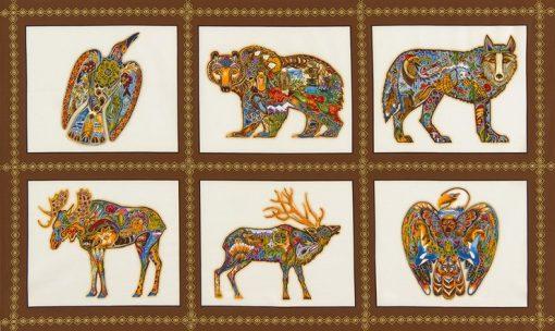 Animal Spirits Panel, EARTH