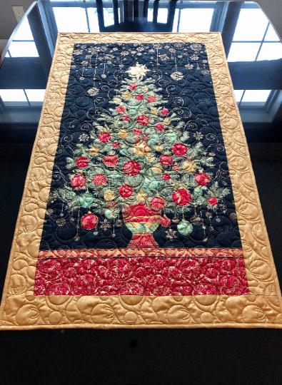 Holiday Flourish 13 Christmas Tree Panel Kit