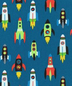 Dino-Soar BLUE YONDER (Blue rockets)