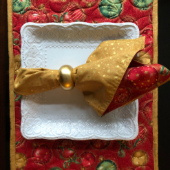 Holiday Flourish 13, GOLD, Robert Kaufman Fabrics