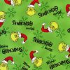Robert Kaufman, How the Grinch Stole Christmas, Green