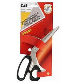 "Kai 9"" Bent Scissors"