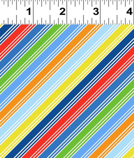 Things That Go, Stripes