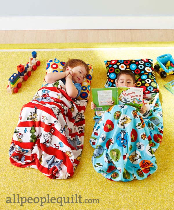 Nap sack for kids or adults