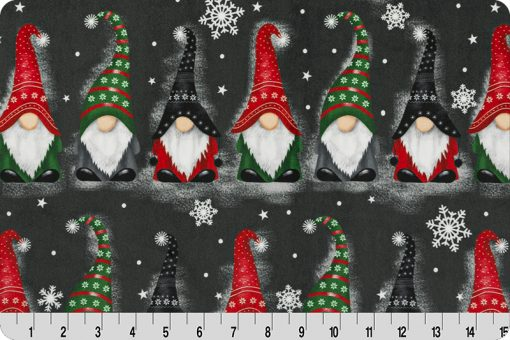 "Gnomes Digital Cuddle® Ash, 60"" Wide"