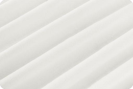 Soft, premium Shannon Cuddle Fabric c3white_01