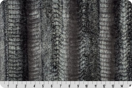 Luxe Cuddle® Gator Silver/Black