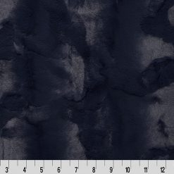 """Luxe Cuddle® Mirage 80"""" Ink by Shannon Fabrics"""