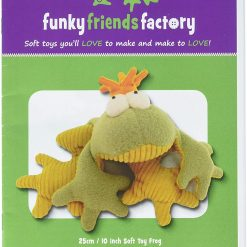 PRINCE CHARMING FROGGY, FUNKY FRIENDS FACTORY PATTERN