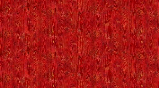 September Morning, Wood Texture, RED, Northcott Fabrics by Deborah Edwards