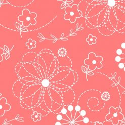 """Kimberbell, 108"""" Wide, Peachy Pink"""