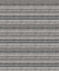 My America Gray Knit-Look Stripe | Gray Multi