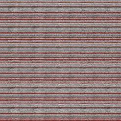 My America|Northcott Fabrics|Gray Red Knit Stripe