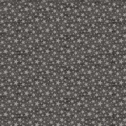 My America|Northcott Fabrics|Tonal Stars |Dark Gray