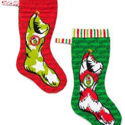 Grinch Christmas Stockings