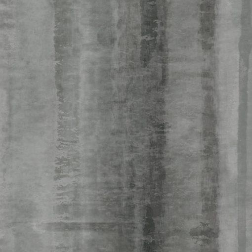 """Tahiti Dreams, Gray, Digital Print, 108"""""""