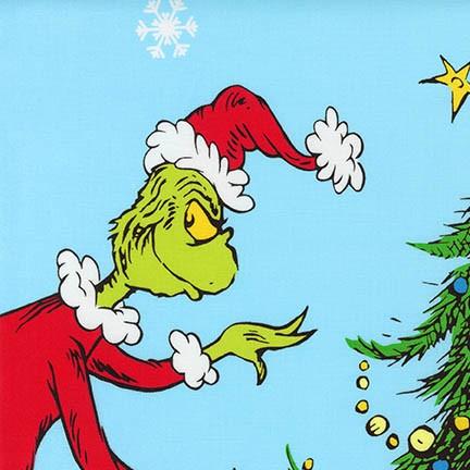 how_the_grinch_stole_christmas-Advent Calendar, Robert Kaufman, Dr. Suess Enterprises