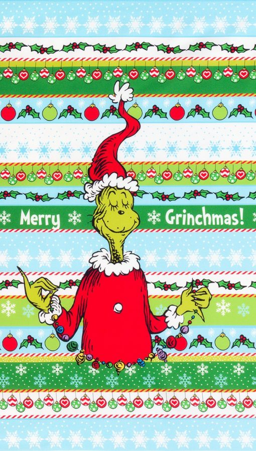 Dr. Seuss Enterprises from How the Grinch Stole Christmas, Panel
