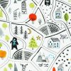 Neighborhood Pals, White, Robert Kaufman