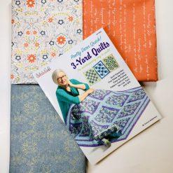 3 Yard Quilt Kit Dwell in Possibility Moda Fabrics