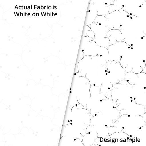 "Summertime Whites, 108"" Wide Fabrics"