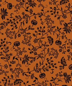Spooky Night, Studio E, Orange Leaves