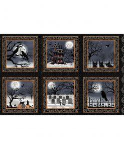 Spooky Night, Studio E, Panel