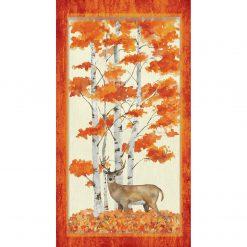 Harvest Whisper, Studio E, Deer Panel, Fall Festival