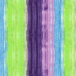 Flying Colors Batik Ombre Dark Lime