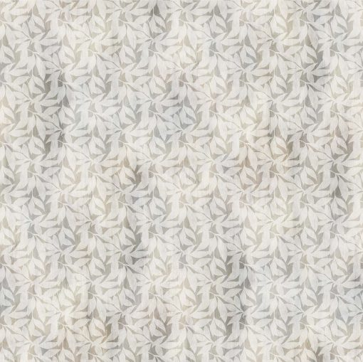 Ophelia Leaves, Light, Ophelia Collection by Penelope Duchesne, Northcott