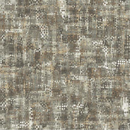 Ophelia Textured Square , Gray Multi