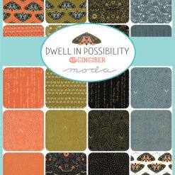 Dwell in Possibility, Fabric Card