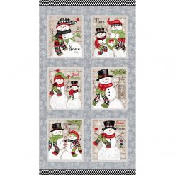 Snow Place Like Home! Studio E Fabrics