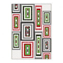 Christmas Magic Steppe Quilt Kit