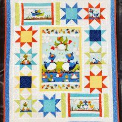 Just Ducky Quilt Kit, Susybee, Clothworks