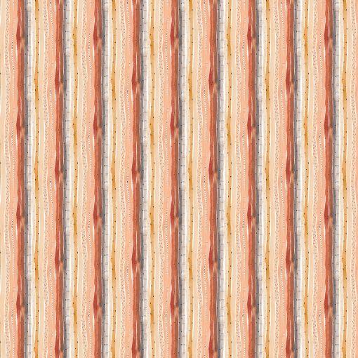 Wild West Stripes, Figo Fabrics