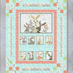 Harold the Hare Quilt Kit